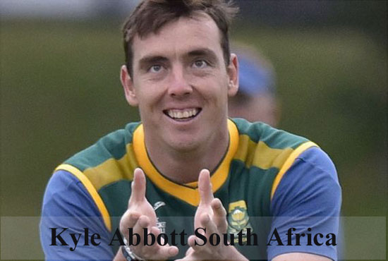 Kyle Abbott Cricketer, bowling, news, wife, family, age, height and more
