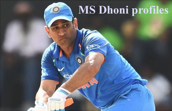MS Dhoni biography