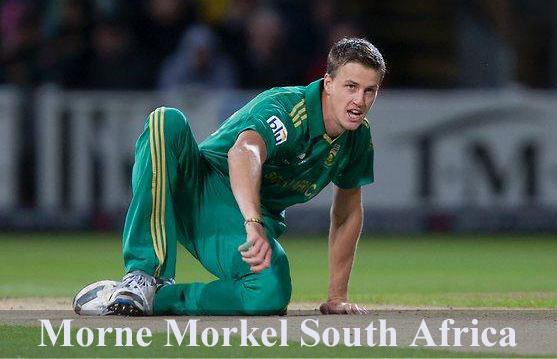 Morne Morkel biography