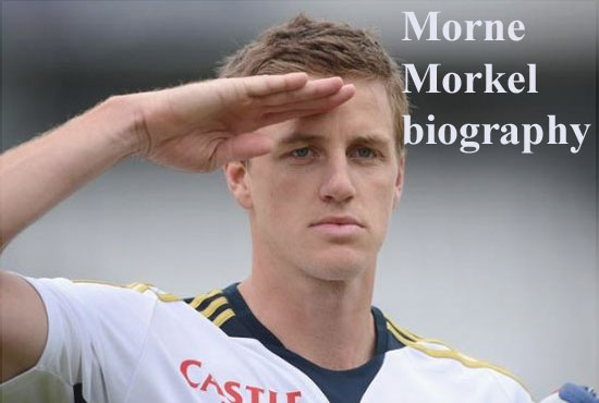 Morne Morkel Cricketer, Bowler, IPL, wife, family, age, height and more