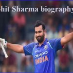 Rohit Sharma batting