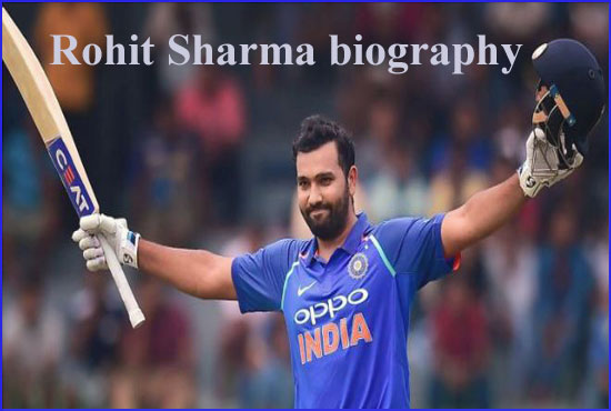 Rohit Sharma batting