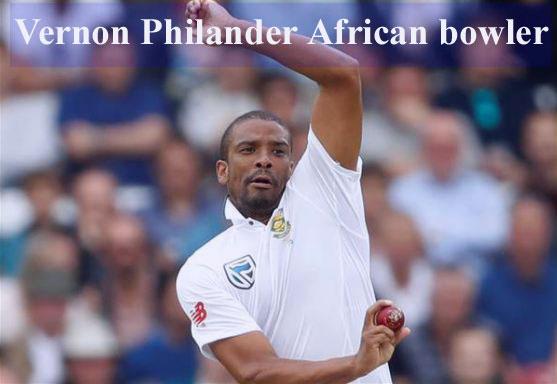 Vernon Philander height