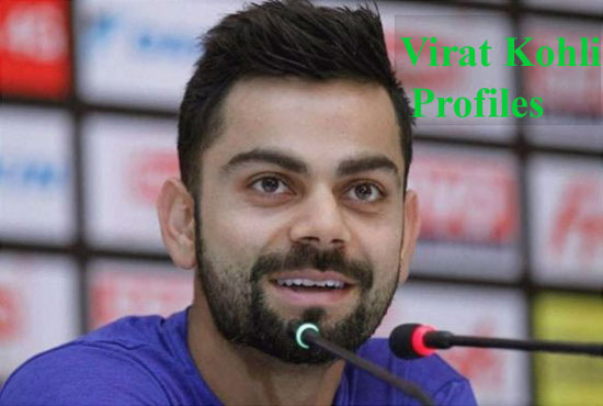 Virat Kohli Cricketer Ipl Wife Family Age Biography