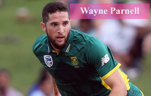 Wayne Parnell Cricketer, batting, IPL, wife, family, age, height and more