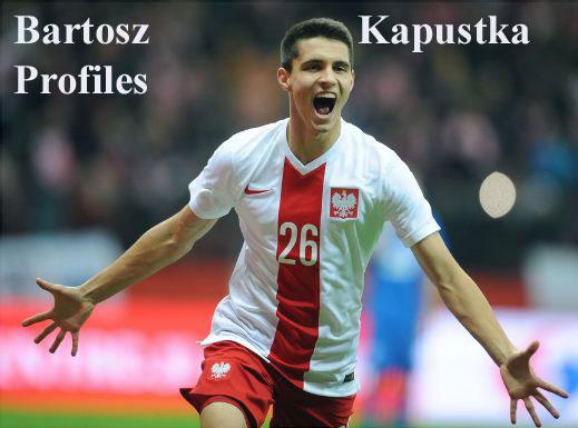 Bartosz Kapustka footballer