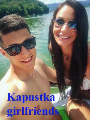 Bartosz Kapustka girlfriend