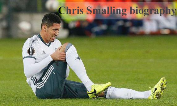 Chris Smalling footballer