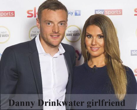 Danny Drinkwater girlfriend