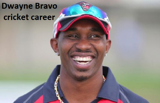 Dwayne Bravo cricketer height