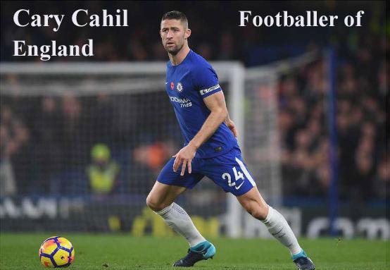 Gary Cahil footballer