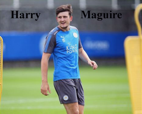 Harry Maguire height