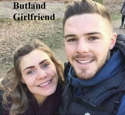 Jack Butland girlfriend