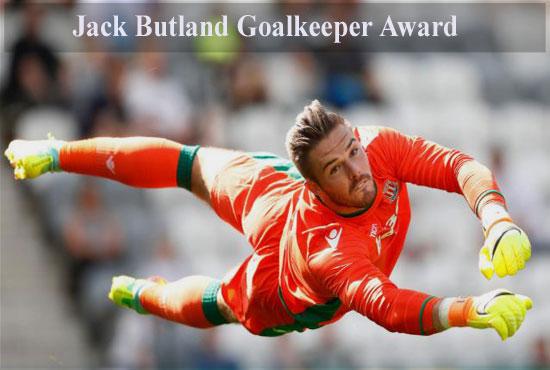 Jack Butland goalkeeper
