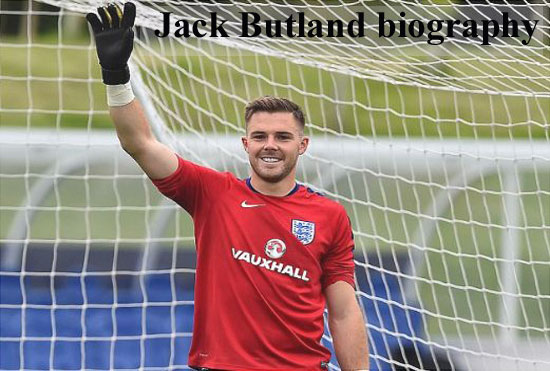 Jack Butland profile, salary, wife, family, injury, FIFA 18, and club career