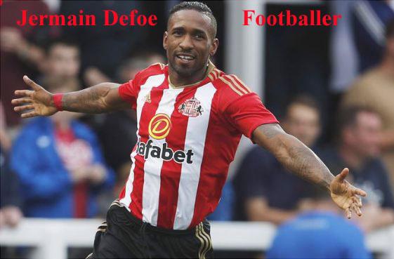 Jermain Defoe footballer