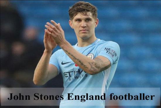 more photos e7a44 9fbac John Stones footballer, age, wife, family, FIFA 18, transfer ...