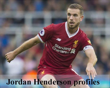 Jordan Henderson biography