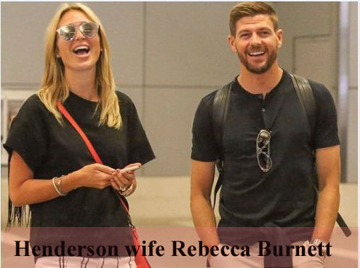Jordan Henderson wife