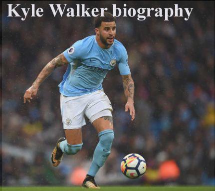 Kyle Walker height