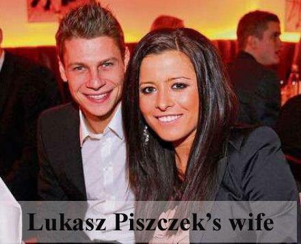 Lukasz Piszczek wife