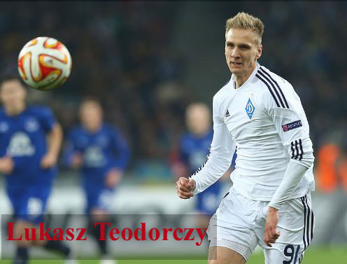 Lukasz Teodorczyk player, height, wife, family, profile and club career