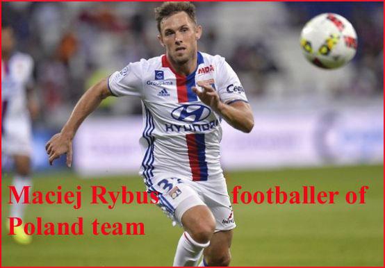 Maciej Rybus footballer