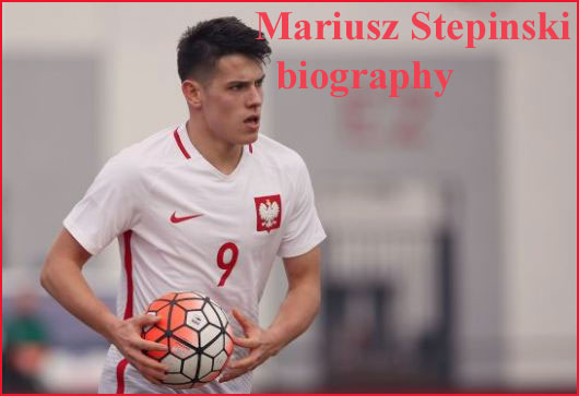Mariusz Stepinski biography