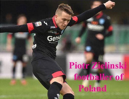 Piotr Zielinski biography
