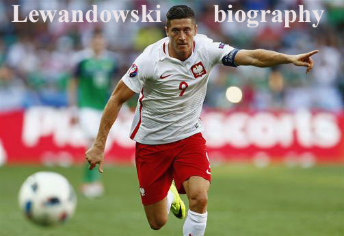 Robert Lewandowski goals