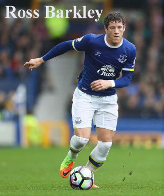 Ross Barkley footballer