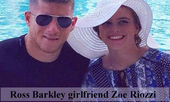 Ross Barkley girlfriend