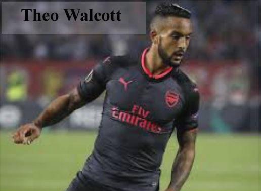 Theo Walcott profile