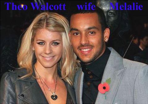 Theo Walcott wife