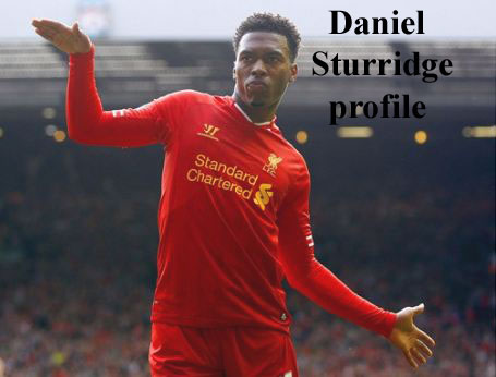 Daniel Sturridge biography