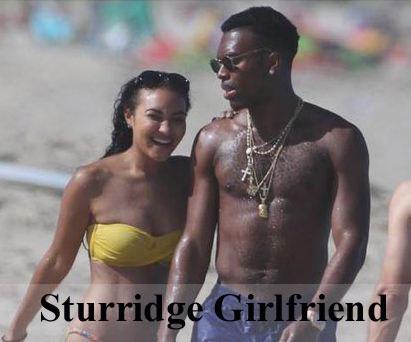 Daniel Sturridge girlfriend