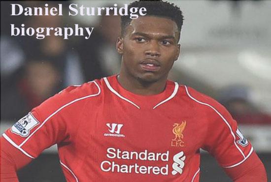 Daniel Sturridge profiles, height, wife, family, and club career