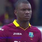 Evin Lewis cricketer