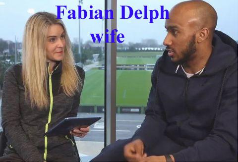 Fabian Delph wife