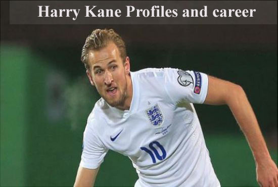 Harry Kane profile, height, wife, family, biography, and more club career