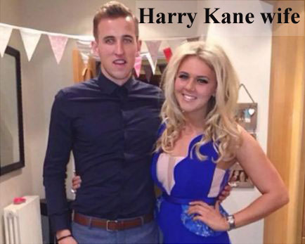 Harry Kane wife