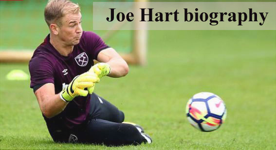 Joe Hart height
