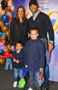 Joleon Lescott family
