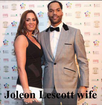 Joleon Lescott wife
