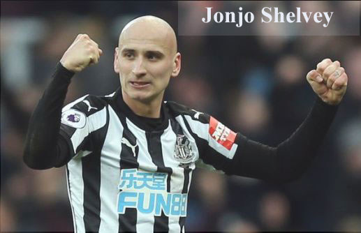 Jonjo Shelvey profile