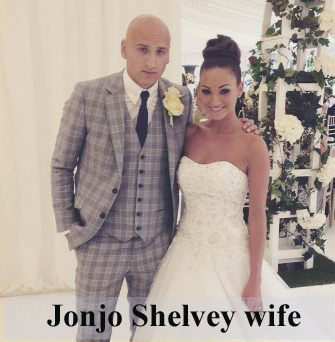 Jonjo Shelvey wife