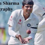 Karn Sharma Cricketer, bowling, IPL, wife, family, age, height and more