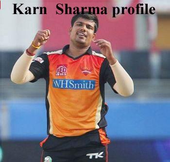 Karn Sharma ipl