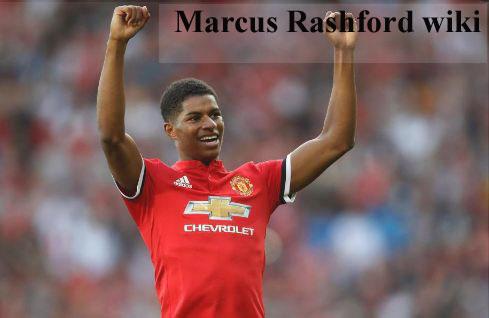 Marcus Rashford wiki