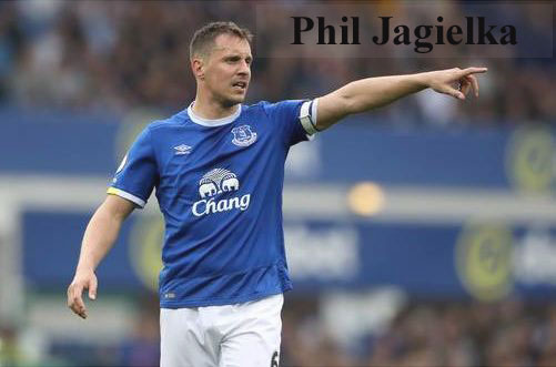 Phil Jagielka current teams